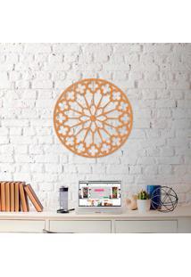 Escultura De Parede Wevans Mandala Floral Premium