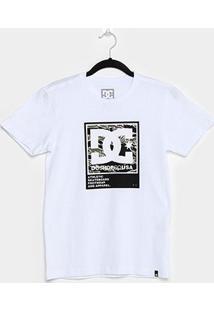 Camiseta Juvenil Dc Shoes Arakana Teen Masculina - Masculino