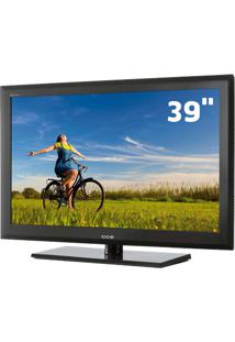 "Tv Lcd 39"" Full Hd Cce C390 - Entradas Usb E 2X Hdmi - Conversor Digital - Preta"