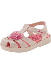 4d69222544 Sandália Infantil Baby Barbie Grendene Kids - 21875 Rosa