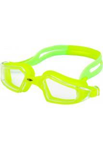 29526ae9a Óculos De Natação Mormaii Gamboa - Adulto - Amarelo
