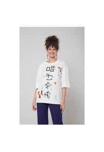 T-Shirt Malha Free Your Mind