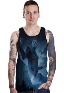 289396337e Regata Lucinoze Camisetas Rei Da Noite Preto