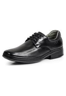 Sapato Social Moderno Conforto Levecomfort - 45904 Preto