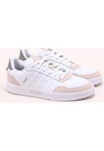 Tênis Adidas Court Master Masculino Branco