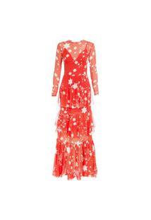 Vestido Samara - Vermelho