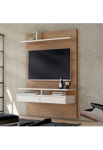 Painel Para Tv Até 60 Polegadas Smart Noce E Off White