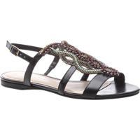 b74769330 Rasteira Listras Pedra feminina | Shoes4you