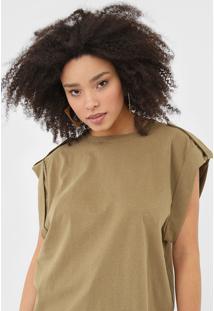 Camiseta Forum Lisa Verde - Kanui