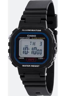 Relógio Unissex Casio La 20Wh 1Cdf Digital