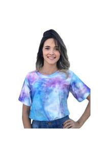Camiseta D Bell Tie Dye
