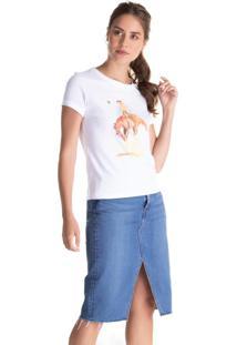 Camiseta Levis Graphic Ringer Surf - 40414 Branca
