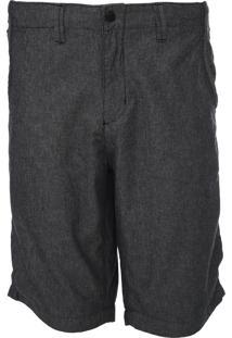 Bermuda Calvin Klein Jeans Chino Color Cinza