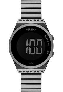 Relógio Euro Digital Antique Feminino - Feminino