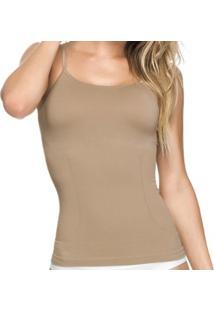 Camiseta Modeladora Sem Costura - Dica095 Dica De Lingerie