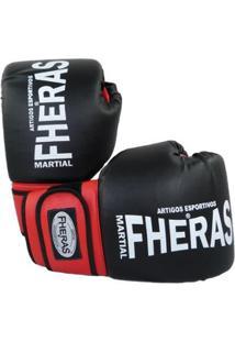 Luva Boxe Muay Thai Fheras New Orion - Unissex