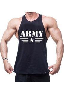 Regata Nadador Army Masculina - Masculino