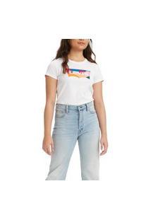 Camiseta Levi'S The Perfect Tee - 22132 Branco
