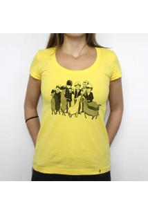 Pet Sounds - Camiseta Clássica Feminina