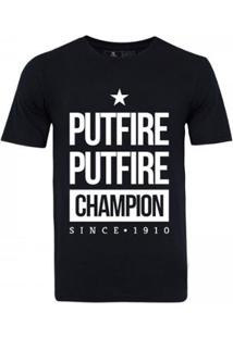 Camiseta Zé Carretilha Botafogo Putfire Masculina - Masculino