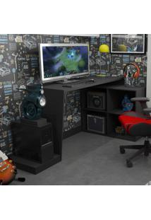 Mesa Para Computador Gamer Bmg 03 - Brv Móveis Elare