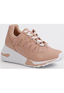 Tênis Feminino Sneaker Plataforma Zatz