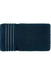 Toalha De Rosto Otto Azul Marinho