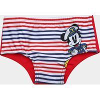 Netshoes. Sunga Infantil Tip Top Mickey Masculina ... f0746a906a2