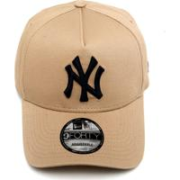 3668e23c86 Boné New Era Snapback New York Yankees Bege