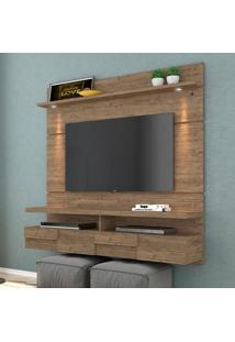 Painel Para Tv 60 Polegadas Lana Rijo 160 Cm