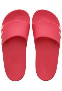 bf39fe7b9a Chinelo Adidas Aqualette - Slide - Feminino - Rosa Escuro