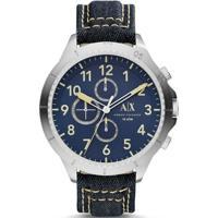 2666437ed95 Relogio Armani Exchange - Ax1756 0Pn - Masculino-Azul