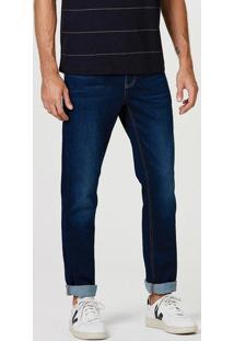 Calça Jeans Masculina Regular Soft Touch