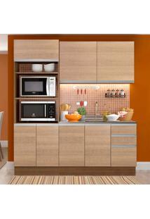 Cozinha Compacta Glamy Ii 7 Pt 3 Gv Rustic E Saara
