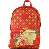 912675386 Mochilas Masculinas Floral | Shoes4you