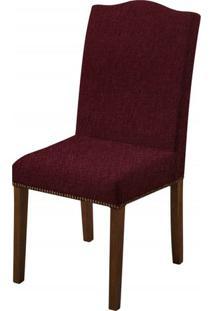 Cadeira Arabes Bordo Base Tabaco - 50593 - Sun House