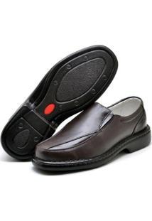 Sapato Couro Lucilena Masculino - Masculino