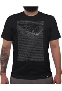 The Raven By Edgar Allan Poe - Camiseta Clássica Masculina