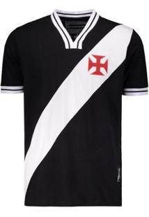 4641d06f0 Camisa Vasco Da Gama 74 Retrô Masculina - Masculino