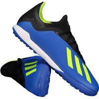 2bbc235479 Chuteira Adidas X Tango 18.3 Tf Society Azul