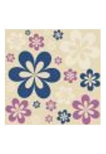 Papel De Parede Autocolante Rolo 0,58 X 5M - Floral 13
