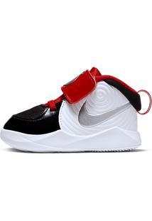 Tênis Nike Team Hustle D 9 Auto Infantil