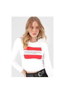 Camiseta Calvin Klein Jeans 1978 Branca