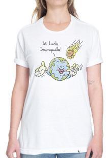 Tá Tudo Tranquilo - Camiseta Basicona Unissex