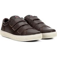4a0bd77754d Netshoes. Tênis Couro Kildare City Velcro Masculino ...