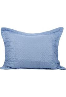 Porta Travesseiro Altenburg It Glam Azul