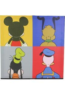 Quadro Mickey E Amigos