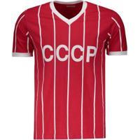 Camisa União Soviética Retrô 1982 Masculina - Masculino bc5ab946dc06d