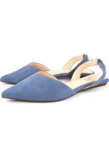 Sapatilha Trivalle Shoes Nobuck Niagara