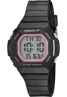 Relógio Digital Speedo Feminino - 80615L0Evnp6 Preto